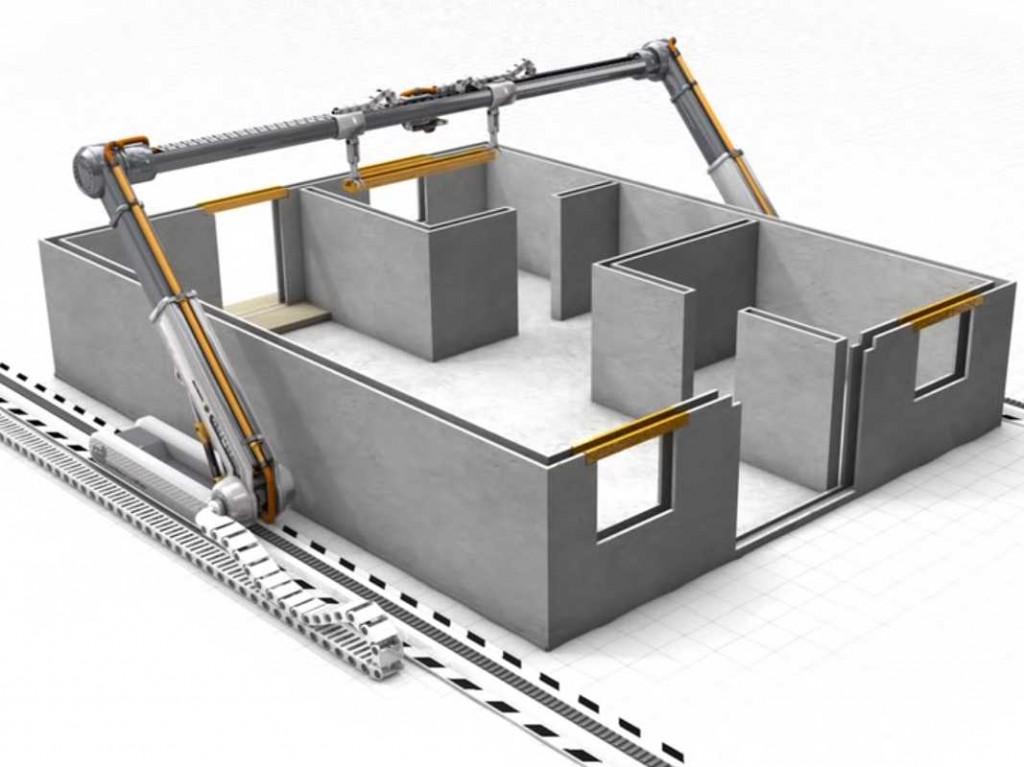 Появились новые технологии для строительства частных домов.