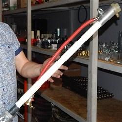 Пистолет растворный для штукатурных работ