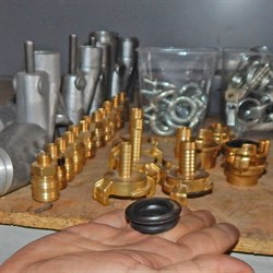 Кольцо уплотнительное для гека штукатурной станции