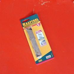 Лезвие KRAFTOOL SOLINGEN сменное, легированная инструмент сталь, 15сегментов