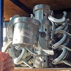 Соединение внешнее F 65 мм быстроразъемное типа С