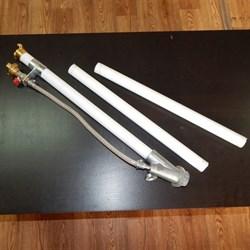 Трубка пистолета распылителя 25мм - фото 6742