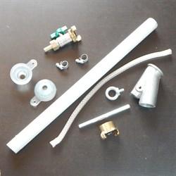 Комплект штукатурного пистолета с GEKA соединеним - фото 6745