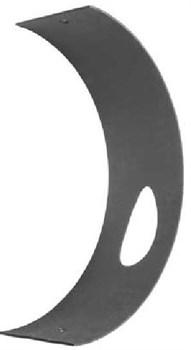 Лист (броня) растворонасоса центральный выход Putzmeister / Brinkmann - фото 6790
