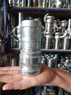 Соединение Camlock 50 мм литое папа - фото 6818