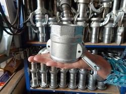 Соединение Camlock 50 мм, литое мама с резьбой - фото 6822