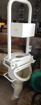 Колонна смесительная в сборе для штукатурных станций - фото 6880