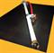 Пистолет растворный 25мм КPNK 500 мм с GEKA соединением - фото 6739