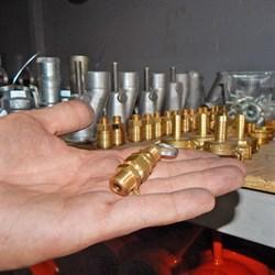 Клапан предохранительного компрессора штукатурной станции  - фото 4894