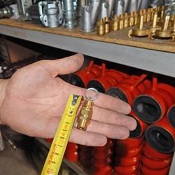 Клапан предохранительного компрессора штукатурной станции  - фото 4895