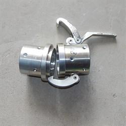 Соединение внешнее 65 мм быстроразъемное
