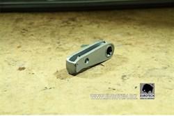 Рычаг механизма клапана крышки бункера растворонасоса Brinkmann - фото 6766
