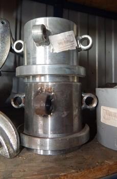 Соединение внешнее 65 мм быстроразъемное с резьбой типа D на смесительный бункер - фото 6859