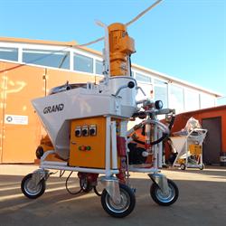 Штукатурная станция GRAND '4 - фото 6905