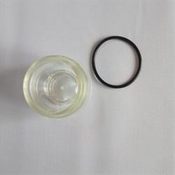 Камера редуктора понижения давления воды пластиковая с крышкой 1/4 - фото 6973