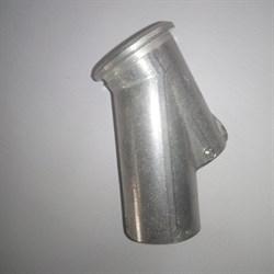 Наконечник пистолета распылителя алюминиевый 25 мм - фото 7033