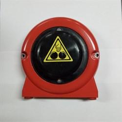 Крышка компрессора штукатурной станции в сборе - фото 7089