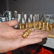 Клапан предохранительного компрессора штукатурной станции
