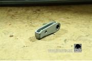 Рычаг механизма клапана крышки бункера растворонасоса Brinkmann
